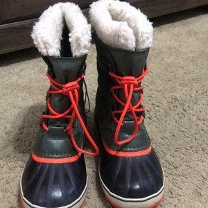 Sorel Winter Boy Boots